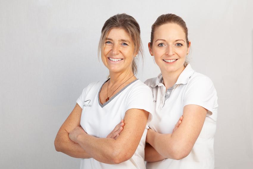 Zahnärztinnen der Zahnarztpraxis Rettig Koehler